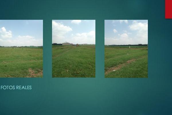Foto de terreno habitacional en venta en  , san miguel totocuitlapilco, metepec, méxico, 7913206 No. 01