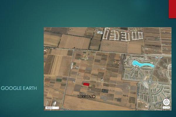 Foto de terreno habitacional en venta en  , san miguel totocuitlapilco, metepec, méxico, 7913206 No. 05