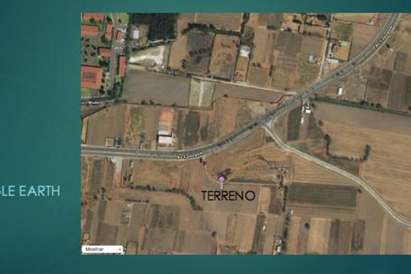 Foto de terreno habitacional en venta en  , san miguel totocuitlapilco, metepec, méxico, 7913346 No. 04