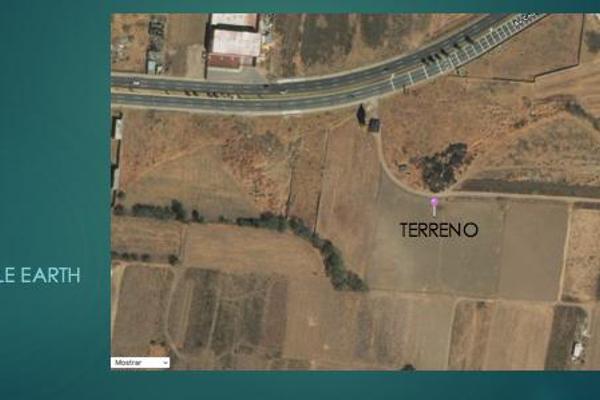 Foto de terreno habitacional en venta en  , san miguel totocuitlapilco, metepec, méxico, 7913346 No. 05