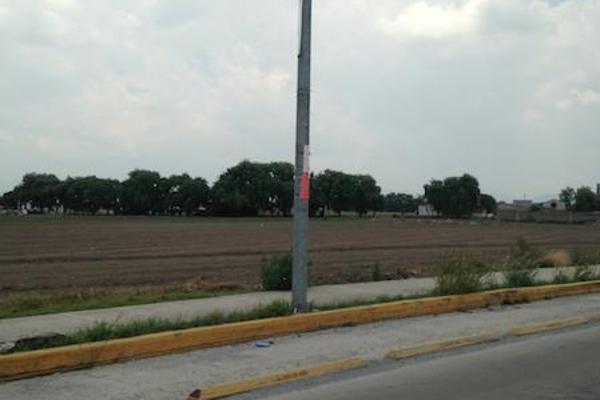 Foto de terreno habitacional en venta en  , san miguel totocuitlapilco, metepec, méxico, 7913346 No. 09