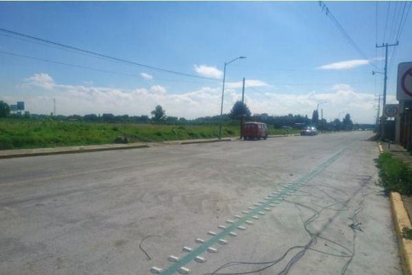 Foto de terreno habitacional en venta en  , san miguel totocuitlapilco, metepec, méxico, 7913425 No. 01