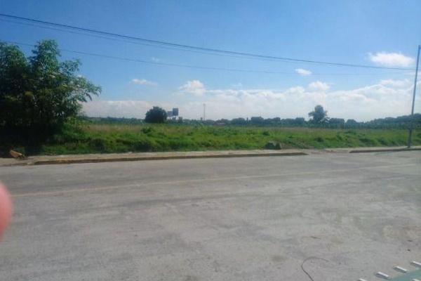 Foto de terreno habitacional en venta en  , san miguel totocuitlapilco, metepec, méxico, 7913425 No. 02