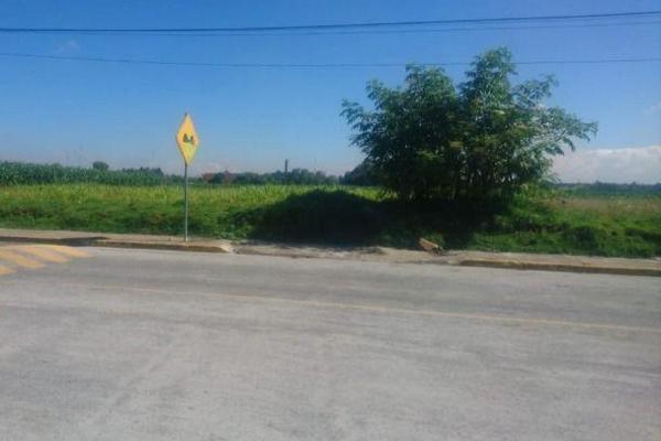 Foto de terreno habitacional en venta en  , san miguel totocuitlapilco, metepec, méxico, 7913425 No. 04