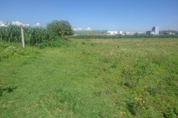 Foto de terreno habitacional en venta en  , san miguel totocuitlapilco, metepec, méxico, 7913425 No. 07