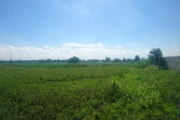 Foto de terreno habitacional en venta en  , san miguel totocuitlapilco, metepec, méxico, 7913425 No. 09
