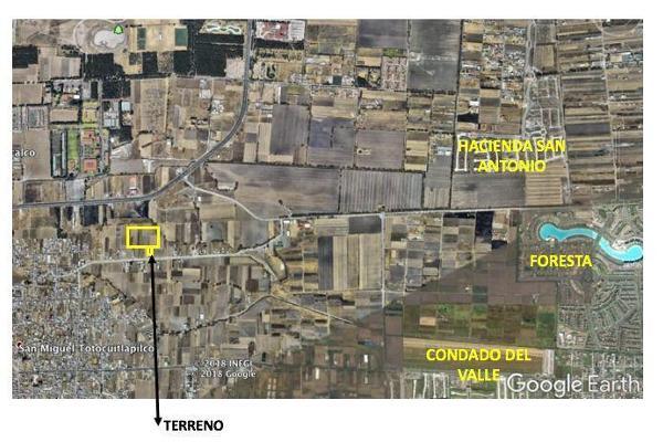 Foto de terreno habitacional en venta en  , san miguel totocuitlapilco, metepec, méxico, 7913425 No. 14