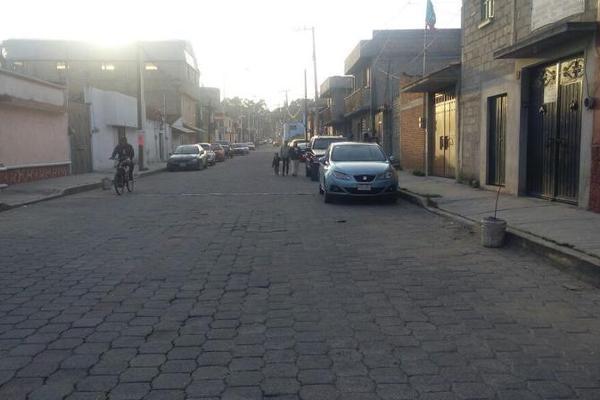 Foto de terreno habitacional en venta en  , san miguel totocuitlapilco, metepec, méxico, 7913445 No. 02