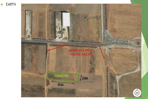 Foto de terreno habitacional en venta en  , san miguel totocuitlapilco, metepec, méxico, 7913645 No. 02