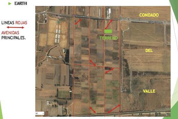 Foto de terreno habitacional en venta en  , san miguel totocuitlapilco, metepec, méxico, 7913645 No. 06