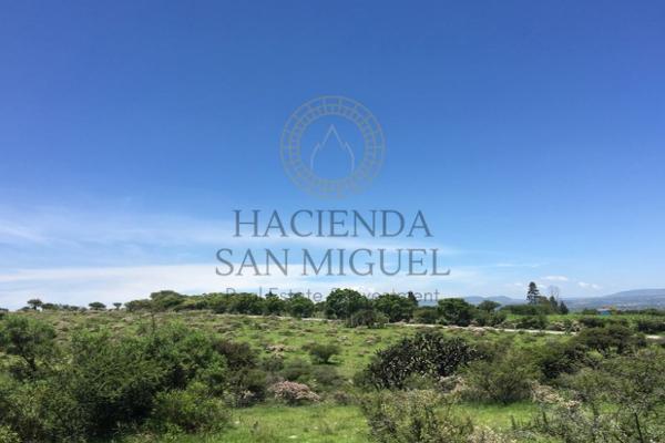 Foto de terreno habitacional en venta en  , san miguel tres cruces, san miguel de allende, guanajuato, 5666385 No. 03