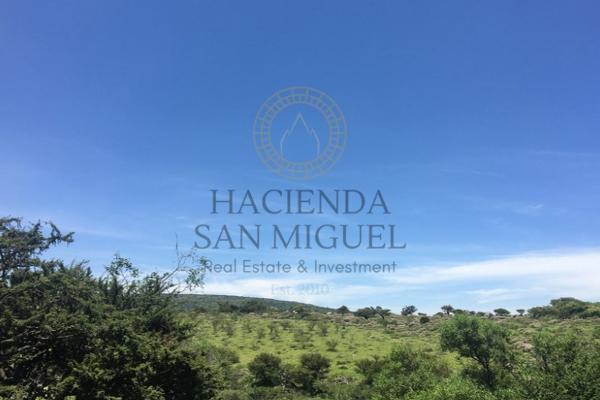 Foto de terreno habitacional en venta en  , san miguel tres cruces, san miguel de allende, guanajuato, 5666385 No. 04