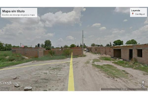 Foto de terreno habitacional en venta en  , san miguelito, jesús maría, aguascalientes, 5859933 No. 03