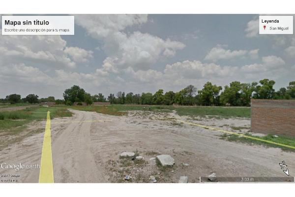 Foto de terreno habitacional en venta en  , san miguelito, jesús maría, aguascalientes, 5859933 No. 04
