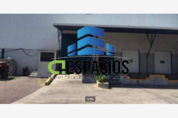 Foto de nave industrial en renta en san nicolas 0, san nicolás tolentino, iztapalapa, df / cdmx, 12797332 No. 01