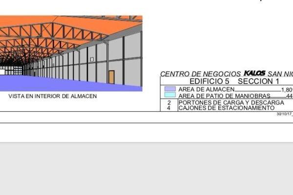 Foto de nave industrial en renta en  , san nicolás de los garza centro, san nicolás de los garza, nuevo león, 7955673 No. 03