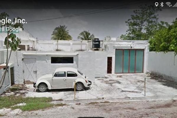 Foto de nave industrial en renta en  , san nicolás del norte, mérida, yucatán, 8423776 No. 01