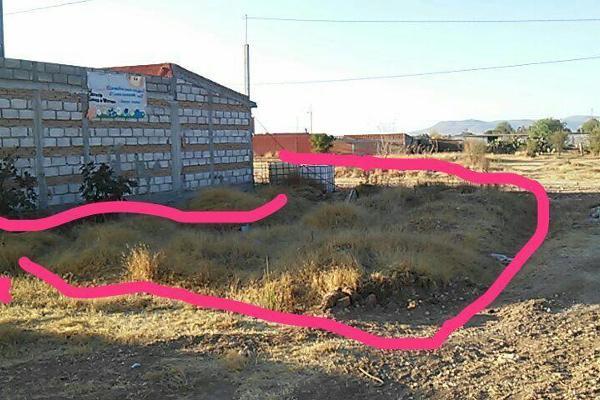 Foto de terreno habitacional en venta en  , san nicolás, tequisquiapan, querétaro, 7987631 No. 06