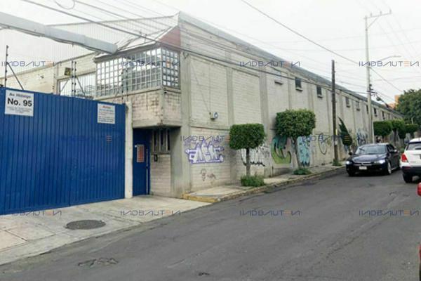 Foto de bodega en venta en  , san nicolás tolentino, iztapalapa, df / cdmx, 0 No. 01