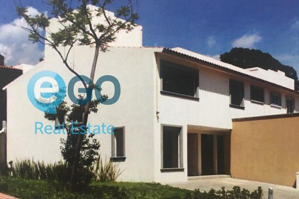 Foto de casa en venta en  , san nicolás totolapan, la magdalena contreras, df / cdmx, 5944133 No. 01