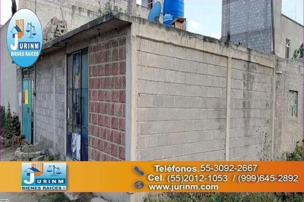 Foto de casa en venta en  , san pablo atlazalpan, chalco, méxico, 20126206 No. 01