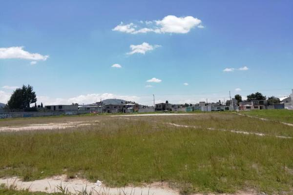 Foto de terreno habitacional en venta en - -, san pablo autopan, toluca, méxico, 12772953 No. 02