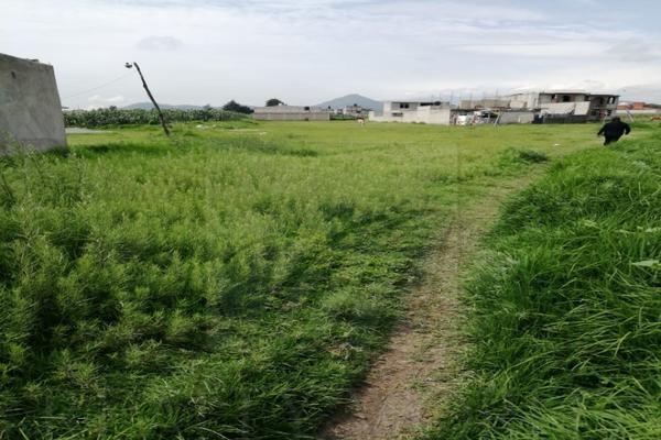 Foto de terreno habitacional en venta en  , san pablo autopan, toluca, méxico, 8306808 No. 03