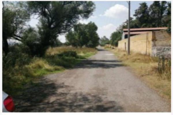 Foto de terreno habitacional en venta en san pablo tecalco 55760, citlalcoatl, tecámac, méxico, 13293942 No. 01
