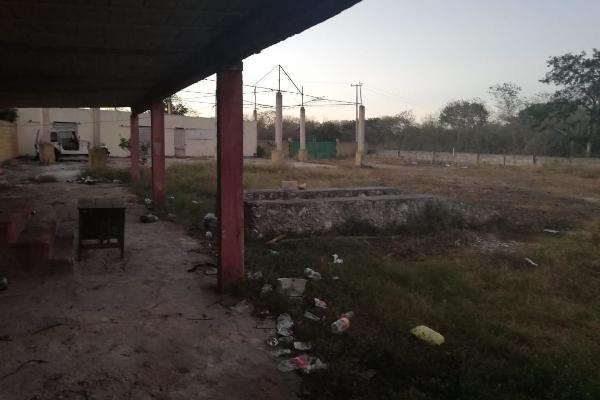 Foto de terreno habitacional en venta en  , san pedro chimay, mérida, yucatán, 14038613 No. 02
