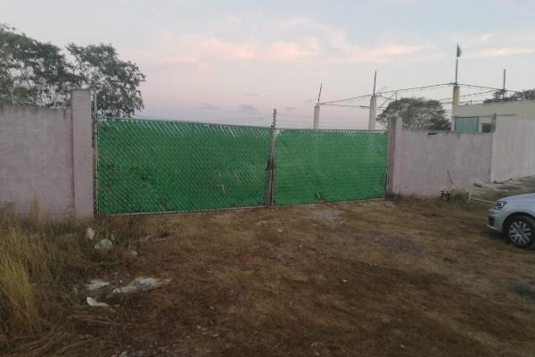 Foto de terreno habitacional en venta en  , san pedro chimay, mérida, yucatán, 14038613 No. 05