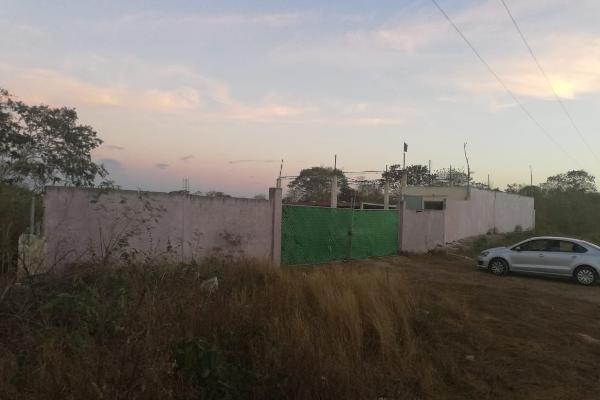 Foto de terreno habitacional en venta en  , san pedro chimay, mérida, yucatán, 14038613 No. 07