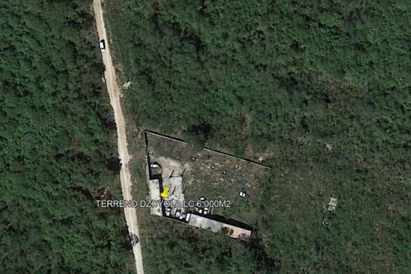 Foto de terreno habitacional en venta en  , san pedro chimay, mérida, yucatán, 14038613 No. 09