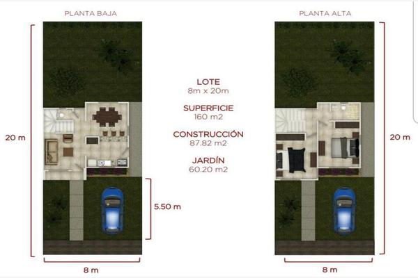 Foto de casa en venta en san pedro cholu 1, san pedro cholul, mérida, yucatán, 12731313 No. 09