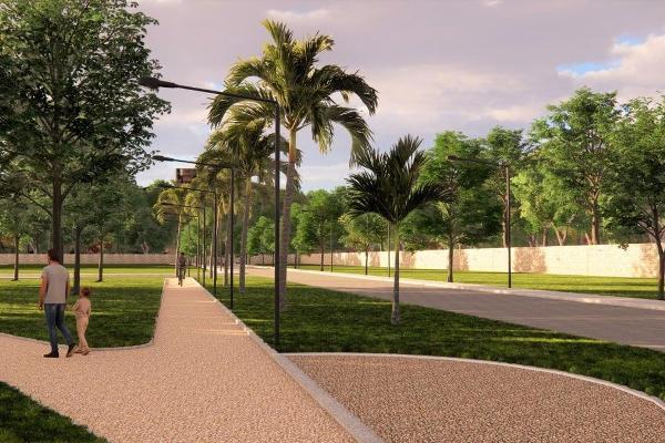 Foto de terreno habitacional en venta en  , san pedro cholul, mérida, yucatán, 0 No. 03