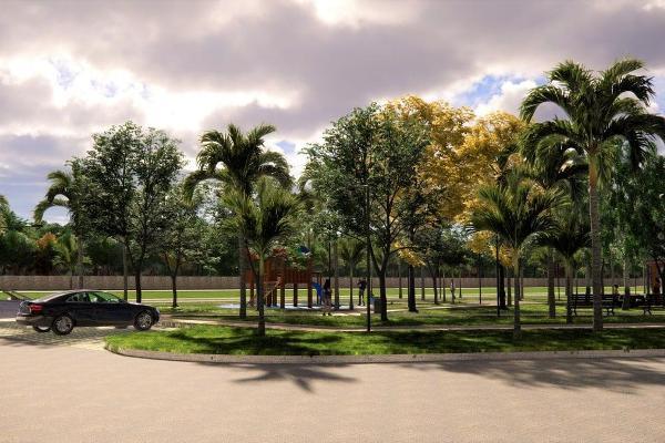 Foto de terreno habitacional en venta en  , san pedro cholul, mérida, yucatán, 0 No. 04