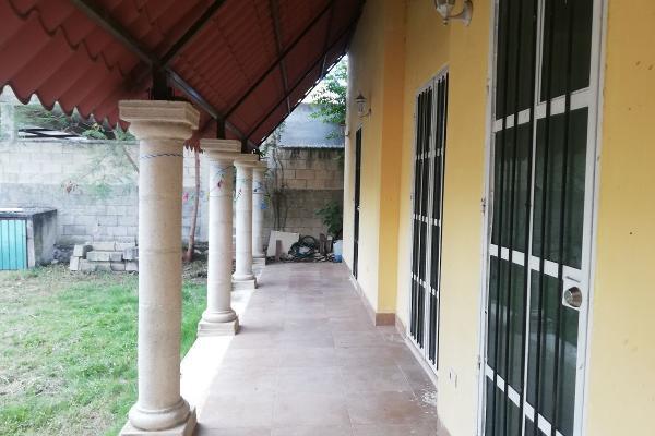 Foto de oficina en venta en  , san pedro cholul, mérida, yucatán, 14038621 No. 06