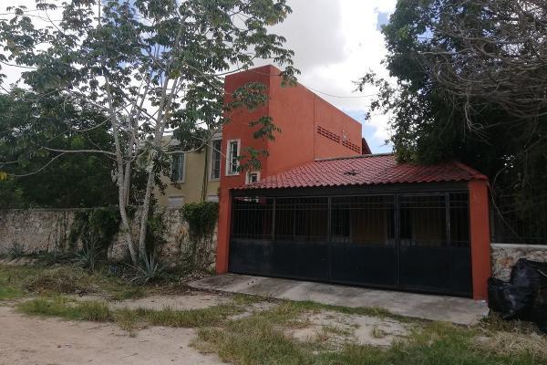 Foto de casa en venta en  , san pedro cholul, mérida, yucatán, 14038625 No. 01