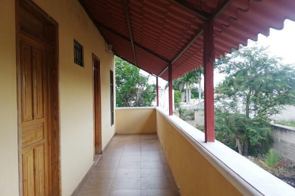 Foto de casa en venta en  , san pedro cholul, mérida, yucatán, 14038625 No. 09