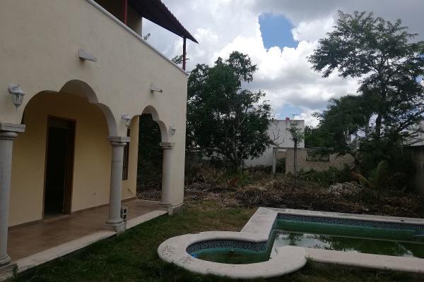 Foto de casa en venta en  , san pedro cholul, mérida, yucatán, 14038625 No. 15