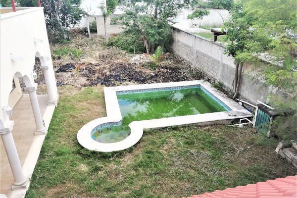 Foto de casa en venta en  , san pedro cholul, mérida, yucatán, 14038625 No. 16