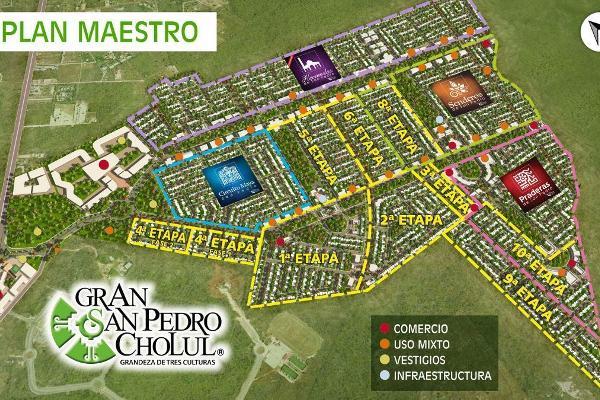 Foto de casa en venta en  , san pedro cholul, mérida, yucatán, 5415684 No. 08