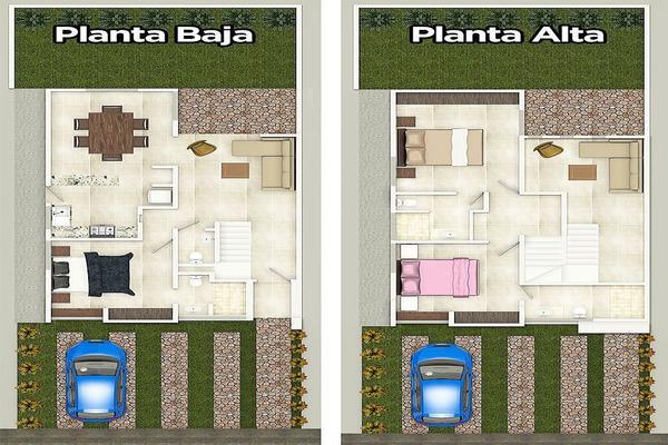 Foto de casa en venta en  , san pedro cholul, mérida, yucatán, 5863762 No. 02