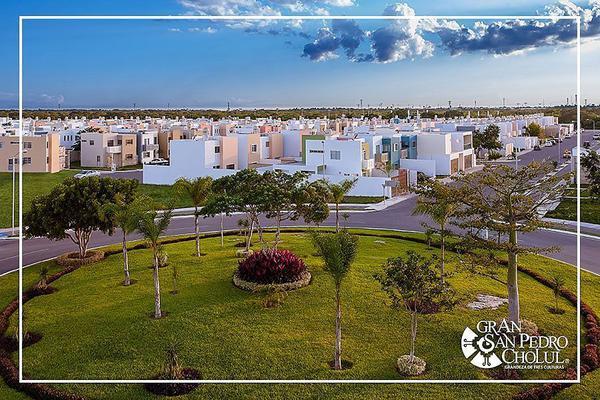 Foto de casa en venta en  , san pedro cholul, mérida, yucatán, 5863762 No. 03