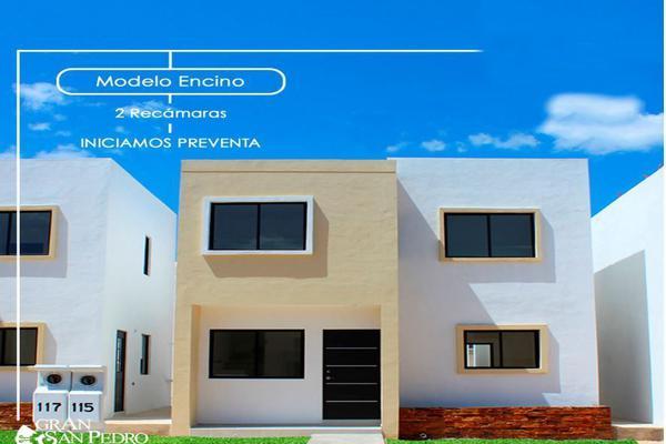 Foto de casa en venta en  , san pedro cholul, mérida, yucatán, 5870618 No. 01
