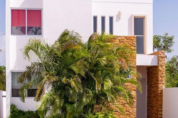 Foto de casa en venta en  , san pedro cholul, mérida, yucatán, 5876383 No. 01
