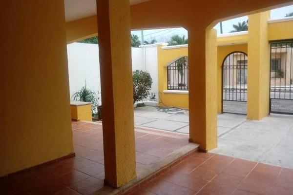 Foto de casa en venta en  , san pedro cholul, mérida, yucatán, 7975013 No. 02