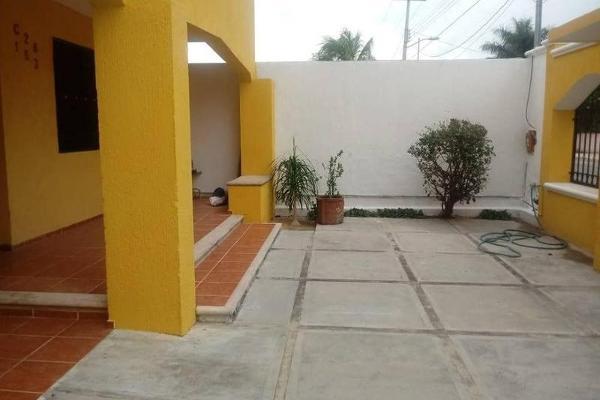 Foto de casa en venta en  , san pedro cholul, mérida, yucatán, 7975013 No. 04