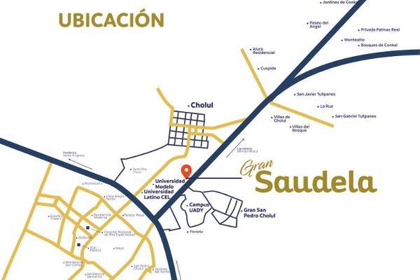 Foto de local en renta en  , san pedro cholul, mérida, yucatán, 8099302 No. 02