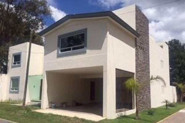 Foto de casa en venta en , , san pedro cholula, puebla , quetzalcoatl, san pedro cholula, puebla, 8876078 No. 01
