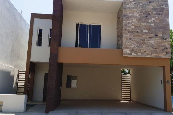 Foto de casa en venta en  , san pedro el álamo, santiago, nuevo león, 8851840 No. 01